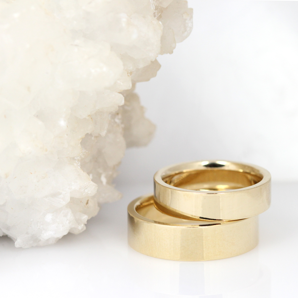 wedding non product stunning traditional rings gold nontraditional mydomaine