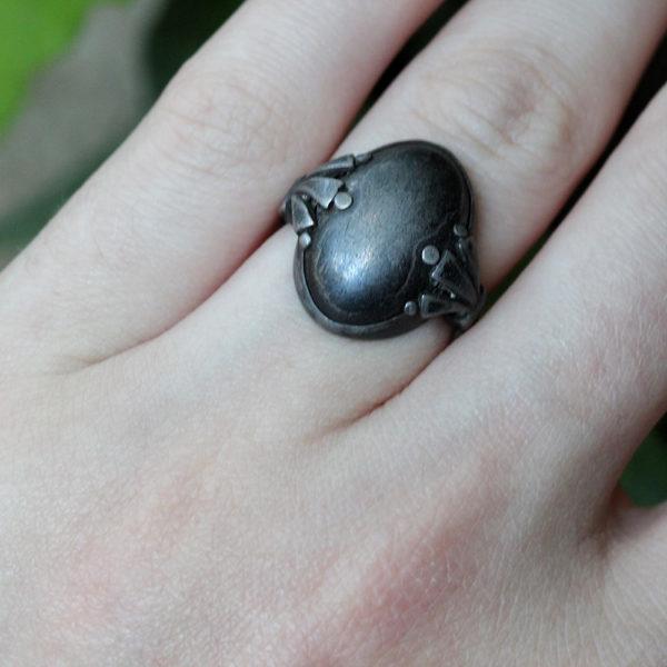 Vintage Georg Jensen Sterling Silver Ring No. 51