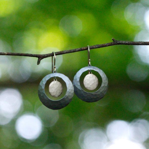 Toby Pomeroy Lunar Glow Earrings