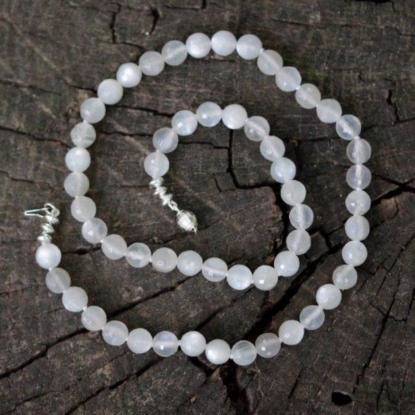 Barton Designs Moonstone Necklace