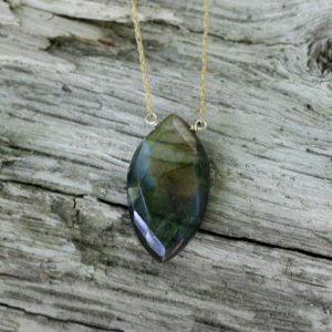 Barton Designs Labradorite Necklace