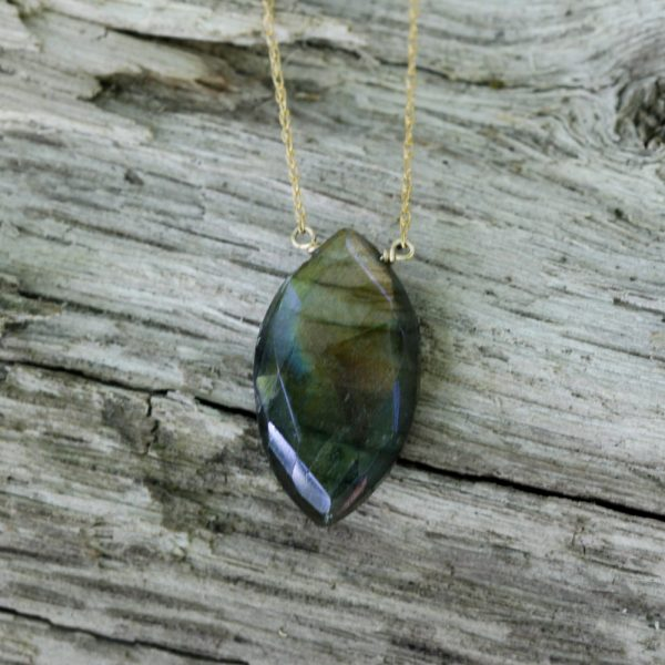 Barton Designs Labradorite Necklace