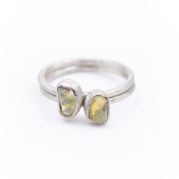Barton Designs Raw Opal Ring