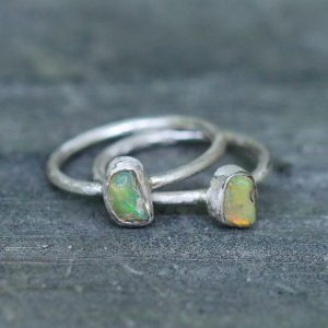 Barton Designs Raw Opal Ring