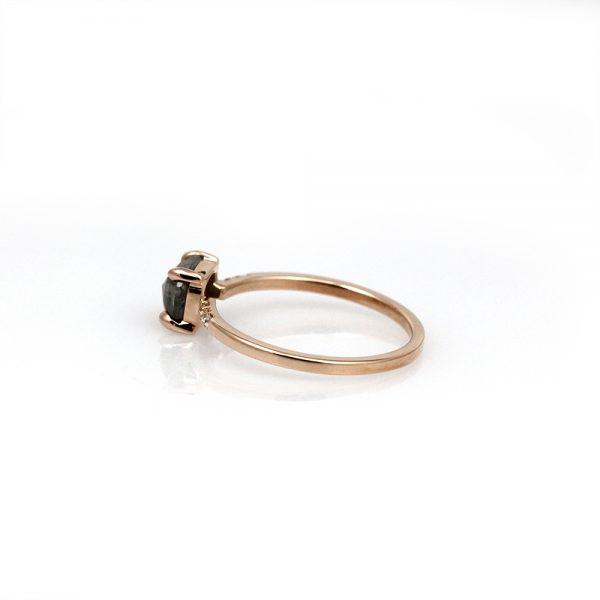 Pippa Jayne Designs Anteros Galaxy Diamond Engagement Ring